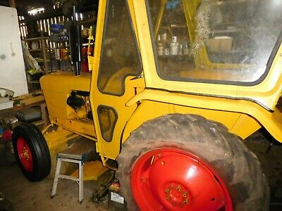 Tractor David Brown Industrial 985 In Yellow Stripped And Resprayed • 1,850£