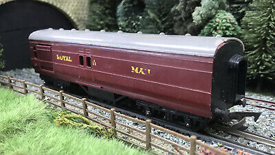 Hornby Triang TRI-ANG R.23 Royal Mail Model Train Coach 00 Gauge Railway • 9.99£