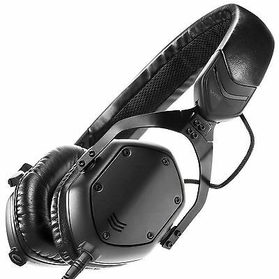 V-Moda XS Compact Noise-Isolating On-Ear Folding Metal Headphones.  • 120£