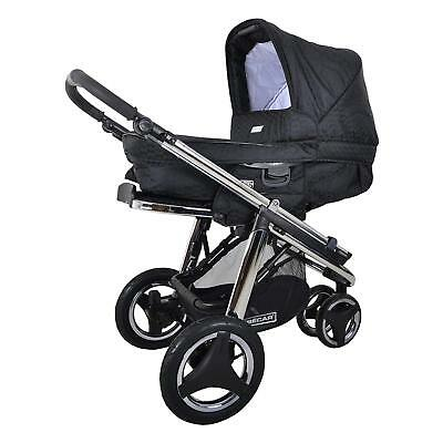 Bebecar Icon Evolution AT 2in1 Deluxe 3 Wheeler Convertible Pushchair • 99£