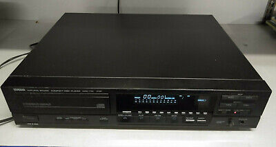 YAMAHA CDX-710 CD Compact Disc Player CDX710 • 25£