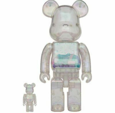 $2046.39 • Buy Be Rbrick X-Girl 100 400 Bearbrick Medicom Toy