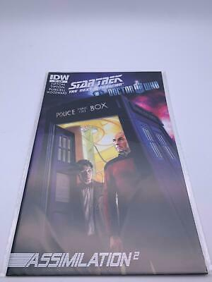 Comic💎Star Trek: The Next Generation/Doctor Who💎2012💎#5🌟IDW: Oct 1, 2012🌟 • 24.95£