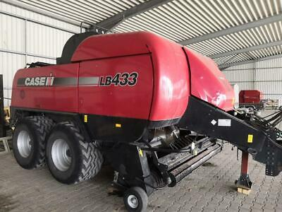 £38000 • Buy CASE 433 ( New Holland 9080 ) Cutter Baler, Tandem Axle Steering 120 X 90