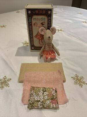 Maileg Mouse In Box • 19£