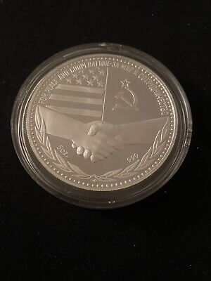 $ CDN180.66 • Buy M2 1987 Russia 5 Oz Silver Coin