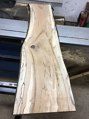 Spalted Beech/ RiverTable/Character/live Edge/hard Wood/boards Slabs/not Oak/yew • 89£