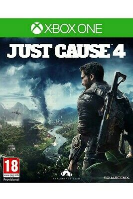 Just Cause 4 - Steelbook Edition (Xbox One, 2018) • 3.60£