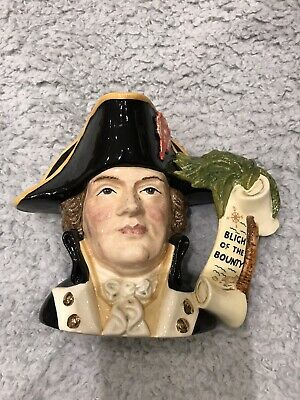 Royal Doulton Large Head Captain Bligh • 20£