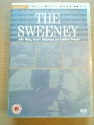 The Sweeney Complete First Series 4 Discs DVD (NN040720) • 7.39£