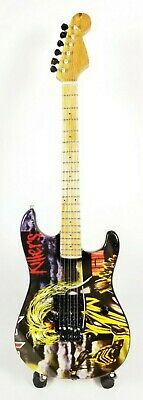 $ CDN25.02 • Buy Iron Maiden Tribute Guitar With Stand - IRON MAIDEN9
