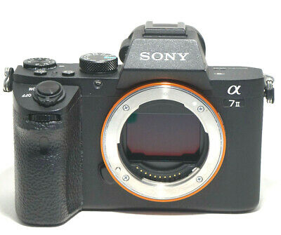 $ CDN845.23 • Buy Sony Alpha A7 II Mirrorless Digital Camera (Body) - For Parts Or Repair