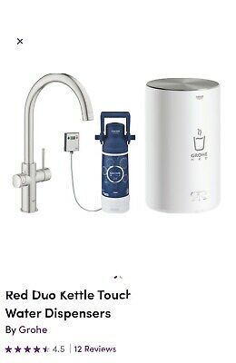 Grohe Boiling Tap Supersteel  • 650£