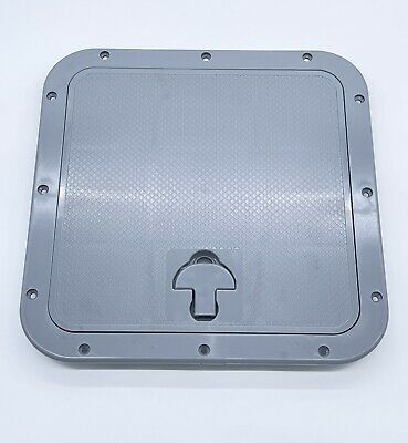 £28.25 • Buy Nuova Rade Boat Access/Inspection Hatch With Detachable Lid (380mm X 380mm) Grey