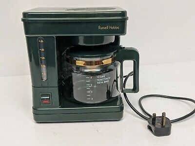 Retro Vintage Russell Hobbs Filter Coffee Maker UNTESTED E38 • 5£