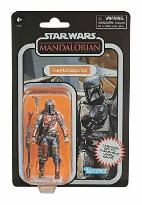 $ CDN38.72 • Buy Star Wars The Mandalorian 3.75  Vintage Carbonized The Mandalorian NEW/SEALED