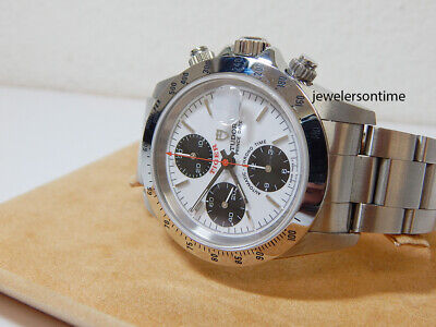 $ CDN6740.77 • Buy Tudor Tiger Woods Chronograph Made By Rolex Box/papers Ref 79280