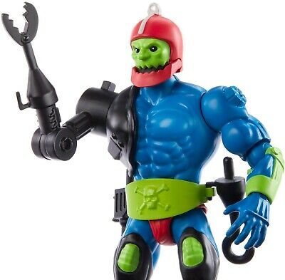 $52 • Buy Masters Of The Universe Origins Trap Jaw Action Figure - Retro Play 2020 He-Man