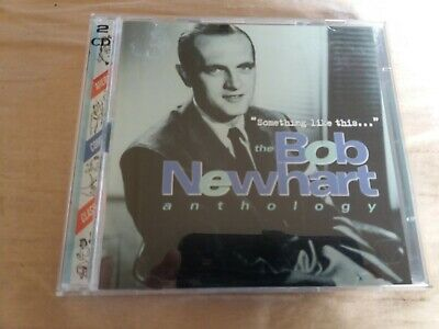 Bob Newhart - Something Like This...The Bob Newhart Anthology  CD Album 2 Discs • 2.50£