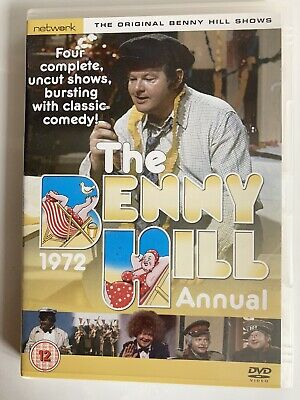 The Benny Hill Annual 1972 - DVD • 2.57£