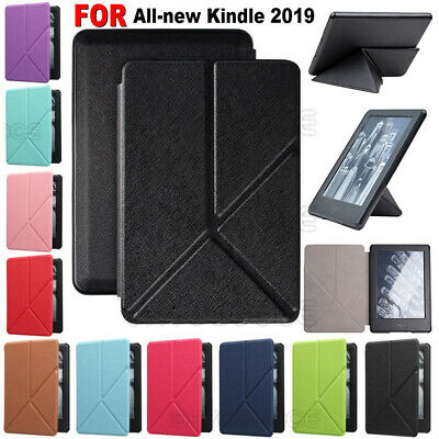 For Amazon All-New Kindle 10th Gen 2019 J9G29R PU Leather Flip Case Stand Cover • 7.59£