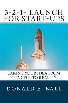 $ CDN22.35 • Buy 3-2-1-Launch For Start-Ups: Taking Your Idea From Concept To Reality, Brand N...