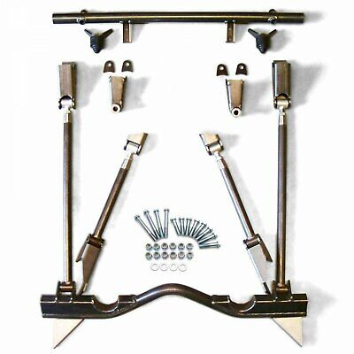 AU1289.55 • Buy 1963-1966 Chevrolet C10 Pickup Rear Trianglated Suspension Four 4-Link Kit GMC