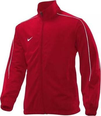 Nike Mens Sports Running Track Top Gym Active Zip Jacket Red • 14.99£