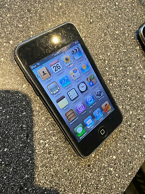 Apple IPod Touch 2nd Generation Black ( 32 GB ) Tested + Working VINTAGE UK  • 28.95£