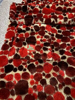 £25 • Buy Buggy Snuggle Extra Warm Thick Red Spots