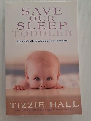 AU19.50 • Buy Save Our Sleep: Toddler By Tizzie Hall