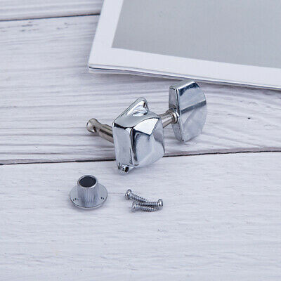 $ CDN13.32 • Buy 6Pcs Acoustic Metal Alloy Musical Guitar Knobs String Buttons Tuner Tuning Peg.