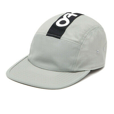 Oakley Unisex 5 Panel Frogskin Hat Cap Grey Sports Outdoors Breathable • 19.99£