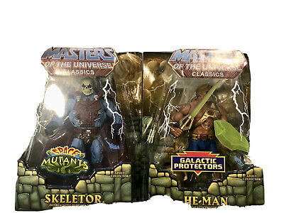 $150 • Buy Masters Of The Universe Classics New  Adventures Of He-man Vs Skeletor