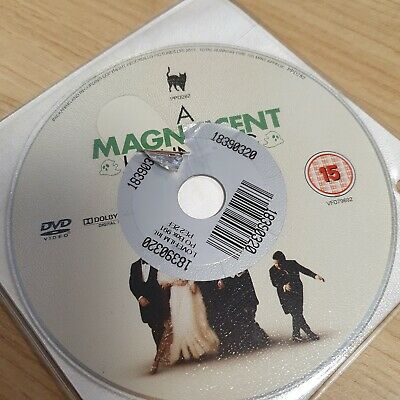 £2 • Buy DISC ONLY - A Magnificent Haunting DVD