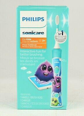 AU45.20 • Buy *Philips Sonicare For Kids Rechargeable Electric Toothbrush, HX6321/02
