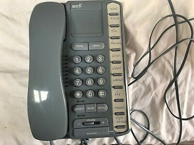 Collectors British Telecom RELATE 200 Telephone • 10£