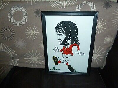 £10 • Buy George Best Hand Drawn Picture