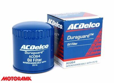 AU9.70 • Buy Genuine AC Delco Oil Filter AC084 Interchangeable With Z516 NEW GM#19266428