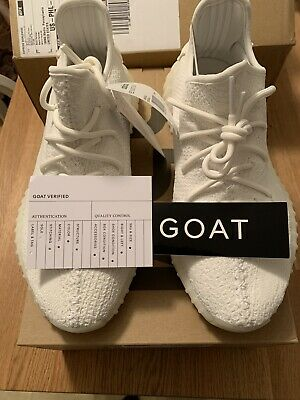 $ CDN395.75 • Buy Adidas Yeezy Boost 350 V2 Cream/Triple White Size 10.5 IN HAND & 100% AUTHENTIC