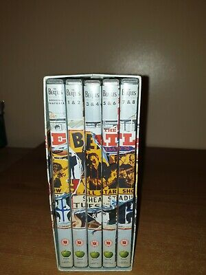 the Beatles Anthology Dvd Box Set 5disc rare And Vintage • 19.99£