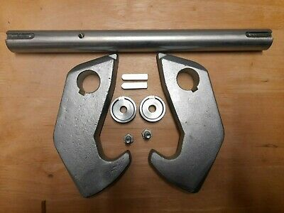 Ford New Holland Tractor Pick Up Hitch Latching Kit See Listing For Models • 125£