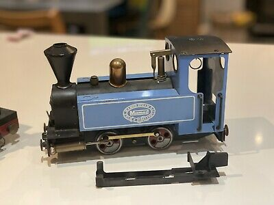 Mamod SL2 Blue Steam Locomotive • 70£