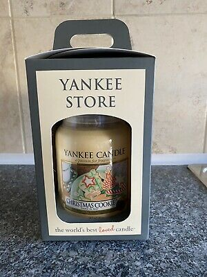 Yankee Candle Christmas Cookie Large • 12.50£