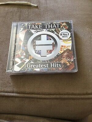 Take That Greatest Hits Cd • 0.75£