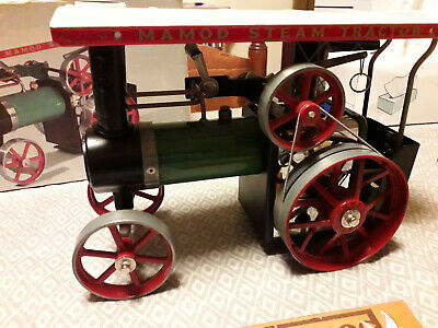 Mamod 1313 Live Steam Traction Engine TE1a • 140£