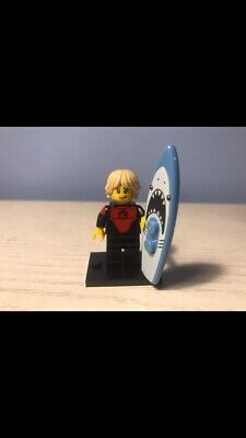 LEGO Series 17 Surfer Dude 71018-1 • 4£