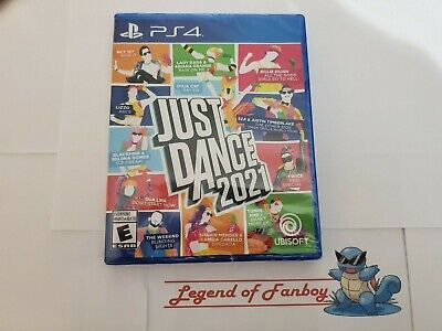 AU62.69 • Buy New * Just Dance 2021 - Ps4 & Ps5 * PlayStation  Christmas Gift Kids Multiplayer