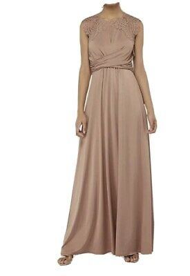 Monsoon Bridesmaid Occasion Dress 8 • 16£