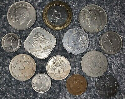 Ten Unknown Middle Eastern Coins  • 2.44£